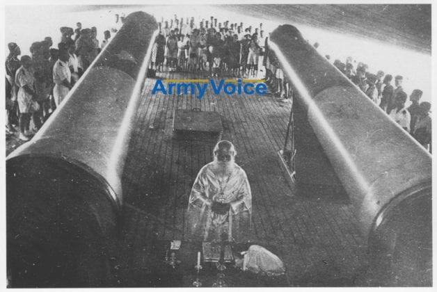 Πάσχα 1943: Τα κανόνια του ΑΒΕΡΩΦ στο Πορτ Σάιντ
