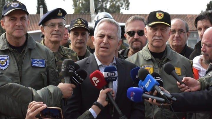 Αποστολάκης: Οι Ελληνικές Ένοπλες Δυνάμεις και τα εθνικά συμφέροντα