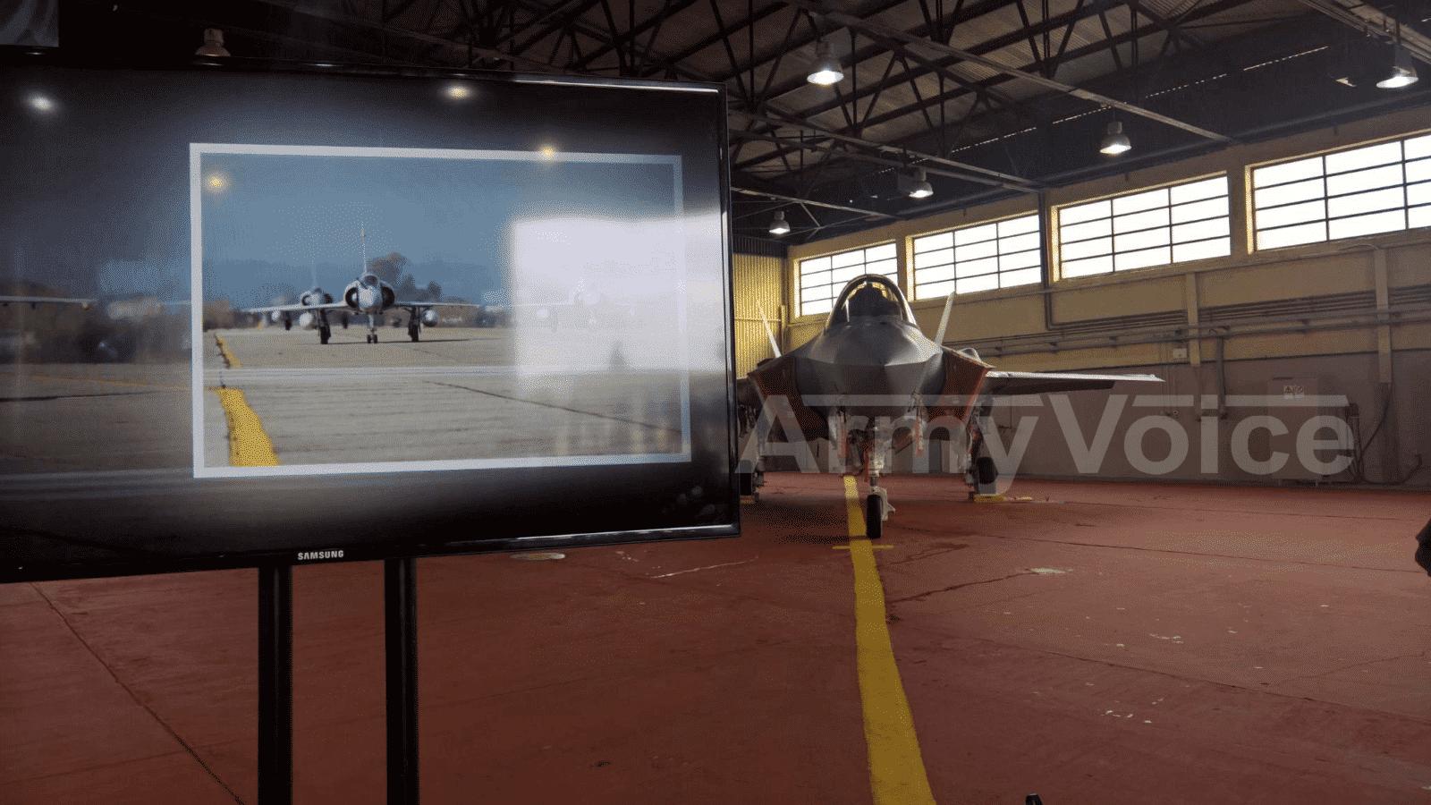 F35 στην Ανδραβίδα - Αποκλειστικές ΦΩΤΟ - Ηνίοχος2019