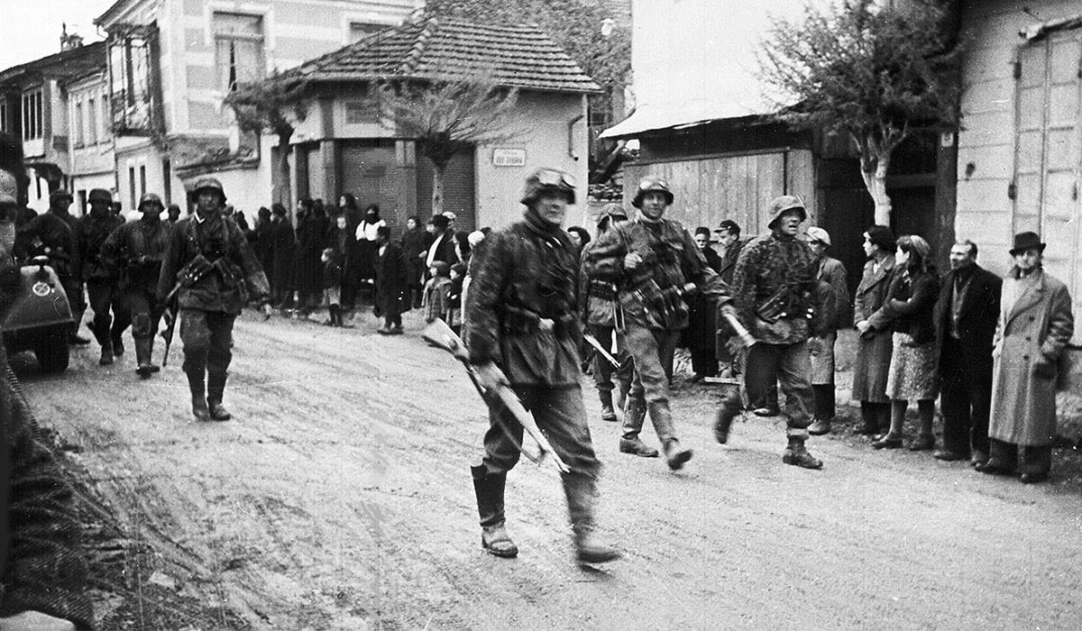 6 Απριλίου 1941: Γερμανική εισβολή σε Ελλάδα-Γιουγκοσλαβία