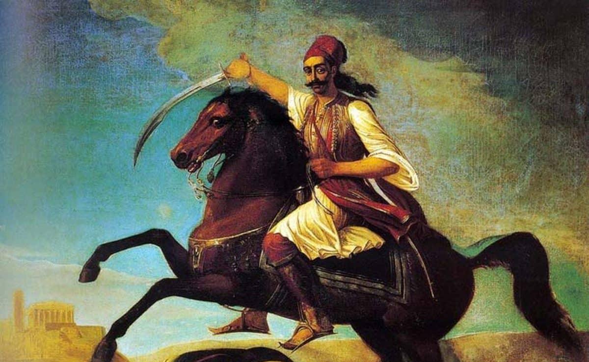 23 Απριλίου 1827: Πεθαίνει ο ήρωας Γεώργιος Καραϊσκάκης