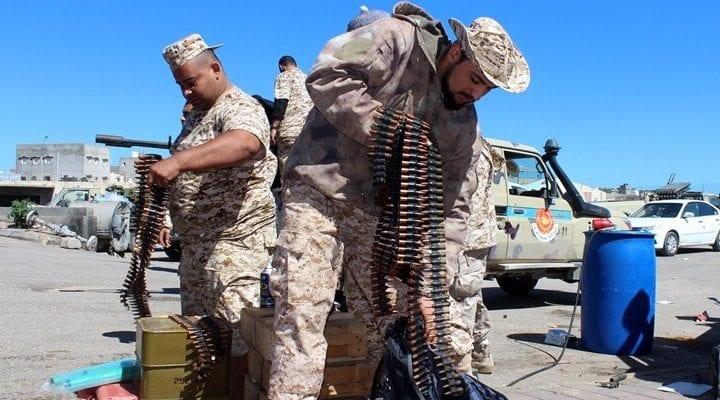 Λιβύη: Έκκληση ΟΗΕ να σταματήσουν οι εχθροπραξίες
