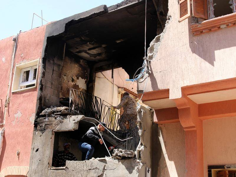 Λιβύη: Συναγερμός! Ολονύκτιες αεροπορικές επιδρομές -Δεν είναι ξεκάθαρο εάν ήταν μαχητικά ή μη επανδρωμένα αεροσκάφη drone