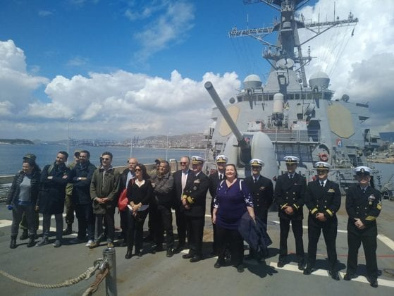USS MITSCHER