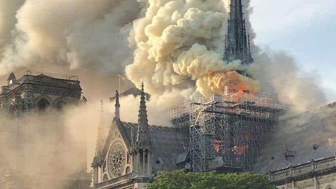 Παναγία των Παρισίων Παρίσι