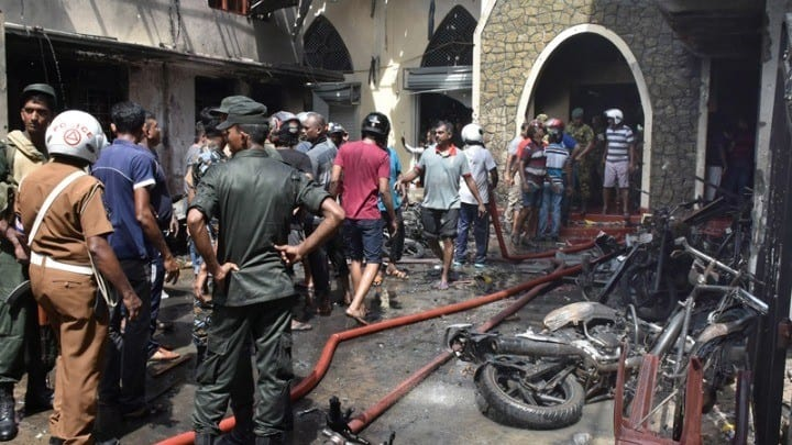 Σρι Λάνκα - Ματωμένο Πάσχα 2019: 290 νεκροί - 500 τραυματίες