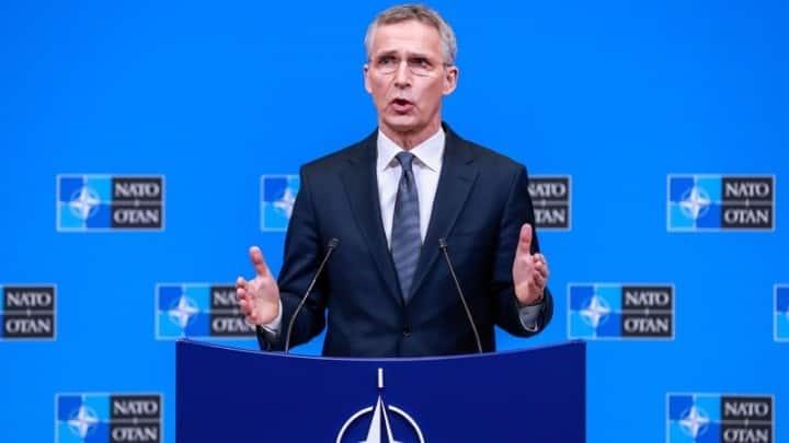 Στόλτενμπεργκ ΝΑΤΟ Ρωσία