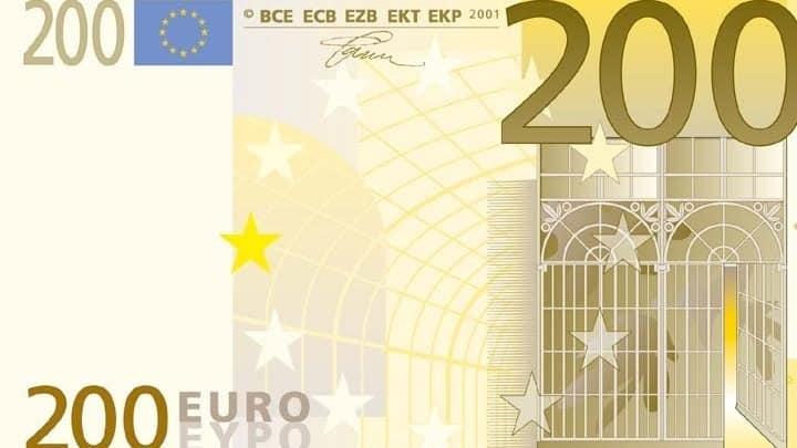 Νέα χαρτονομίσματα 100 και 200 ευρώ - Βγαίνουν σε κυκλοφορία