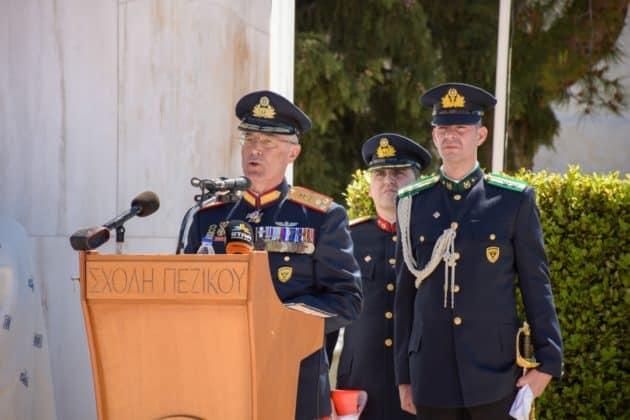 Αρχηγός ΓΕΣ: Μέτρα υπέρ στελεχών που αποστρατεύθηκαν το 2019