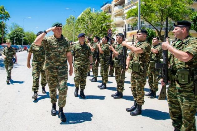 Αντιστράτηγος Φλώρος στον Έβρο: 16η Μεραρχία & 12η Μεραρχία