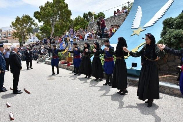 Ηλιάκεια 2019: Τιμήθηκε ο Κώστας Ηλιάκης παρουσία Βρακοφόρων