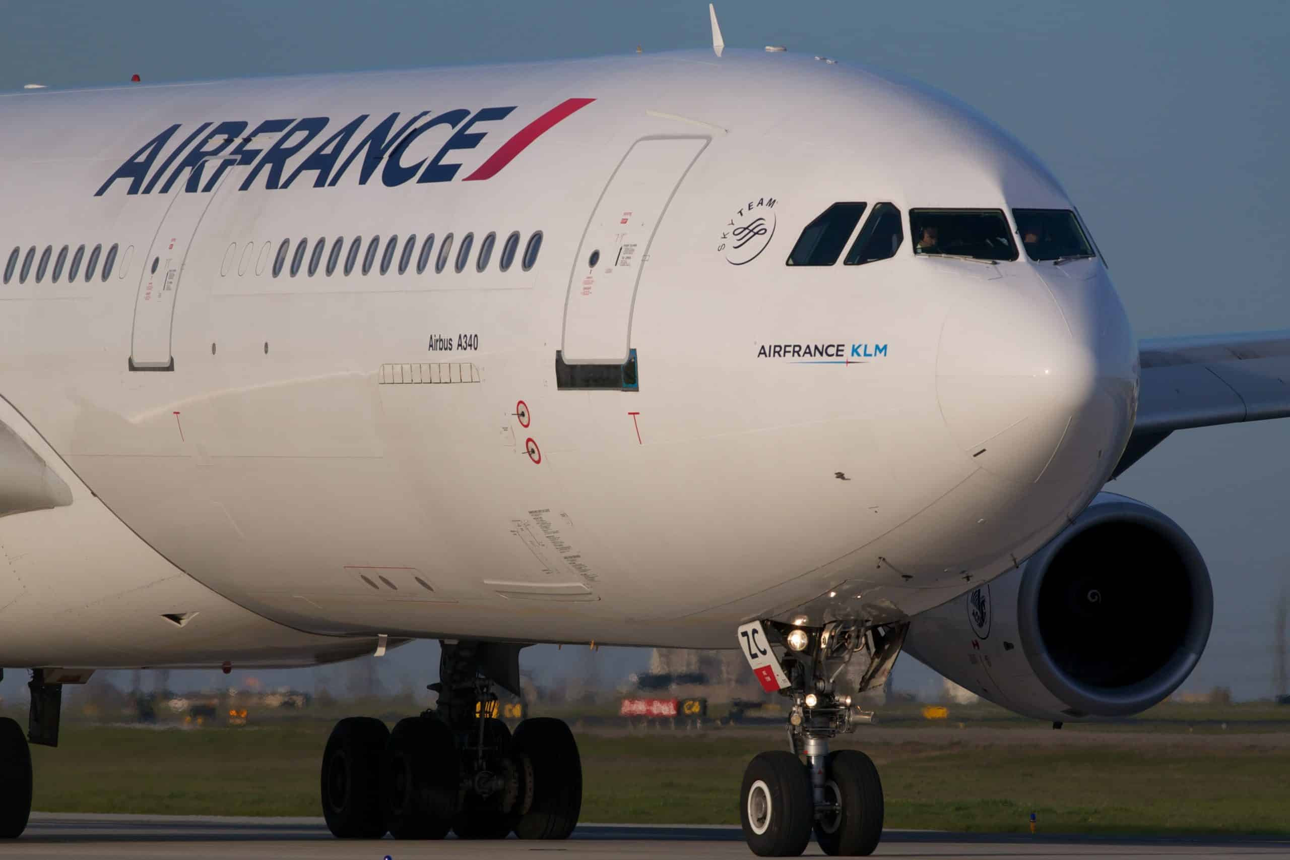 Πανικός για την πτήση AF218 της Air France Χάθηκε από τα ραντάρ