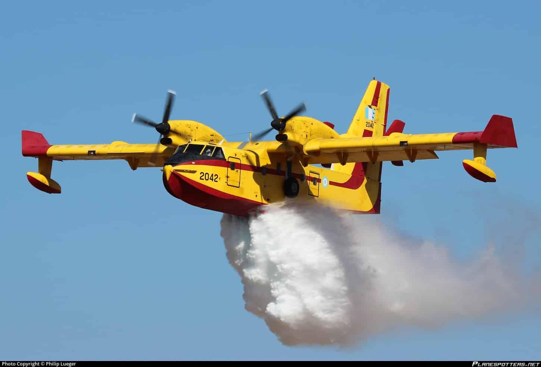 RescEU στην Ελευσίνα: Ο Ευρωπαίος επίτροπος καλοσωρίζει την Ελλάδα Φωτιά στον Υμηττό: Ξεκίνησαν να επιχειρούν καναντέρ και ελικόπτερα