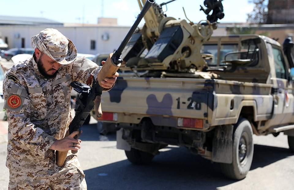 Λιβύη: Ρουκέτες έπληξαν ξενοδοχείο στο κέντρο πόλης