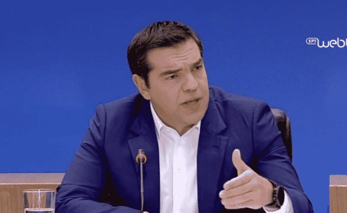Αναδρομικά συνταξιούχων: Τριπλή εξαπάτηση λέει ο Τσίπρας για τις περιοπές που πέρασε χθες η κυβέρνηση παρά τις αποφάσεις του ΣτΕ ΚΥΣΕΑ - Τσίπρας: Κυρώσεις στην Τουρκία αν έκανε γεώτρηση 13η σύνταξη και μείωση του ΦΠΑ στο 13% για τα τρόφιμα - Τσίπρας LIVE