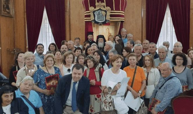 Στο Πατριαρχείο Ιεροσολύμων 50 στρατιωτικοί υπό τον Χηνοφώτη
