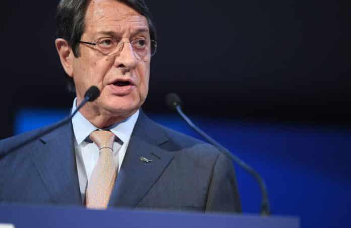 Κύπρος Αναστασιάδης τουρκικές προκλήσεις
