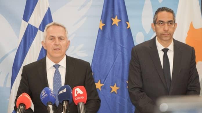 Κύπρος: Αποστολάκης - Αγγελίδης ψύχραιμοι απέναντι στην Τουρκία