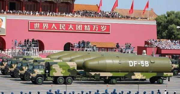 Οι κινέζικοι πύραυλοι, η συνθήκη INF και η αποχώρηση των ΗΠΑ