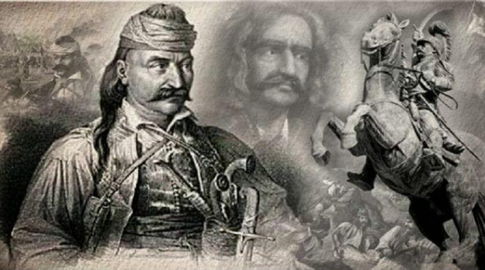 12 Μαϊου 1821: Μάχη του Βαλτετσίου Θεόδωρος Κολοκοτρώνης