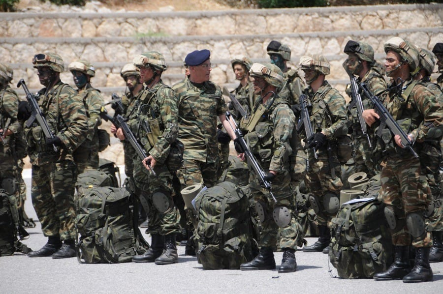 Αρχηγός ΓΕΣ Κρήτη