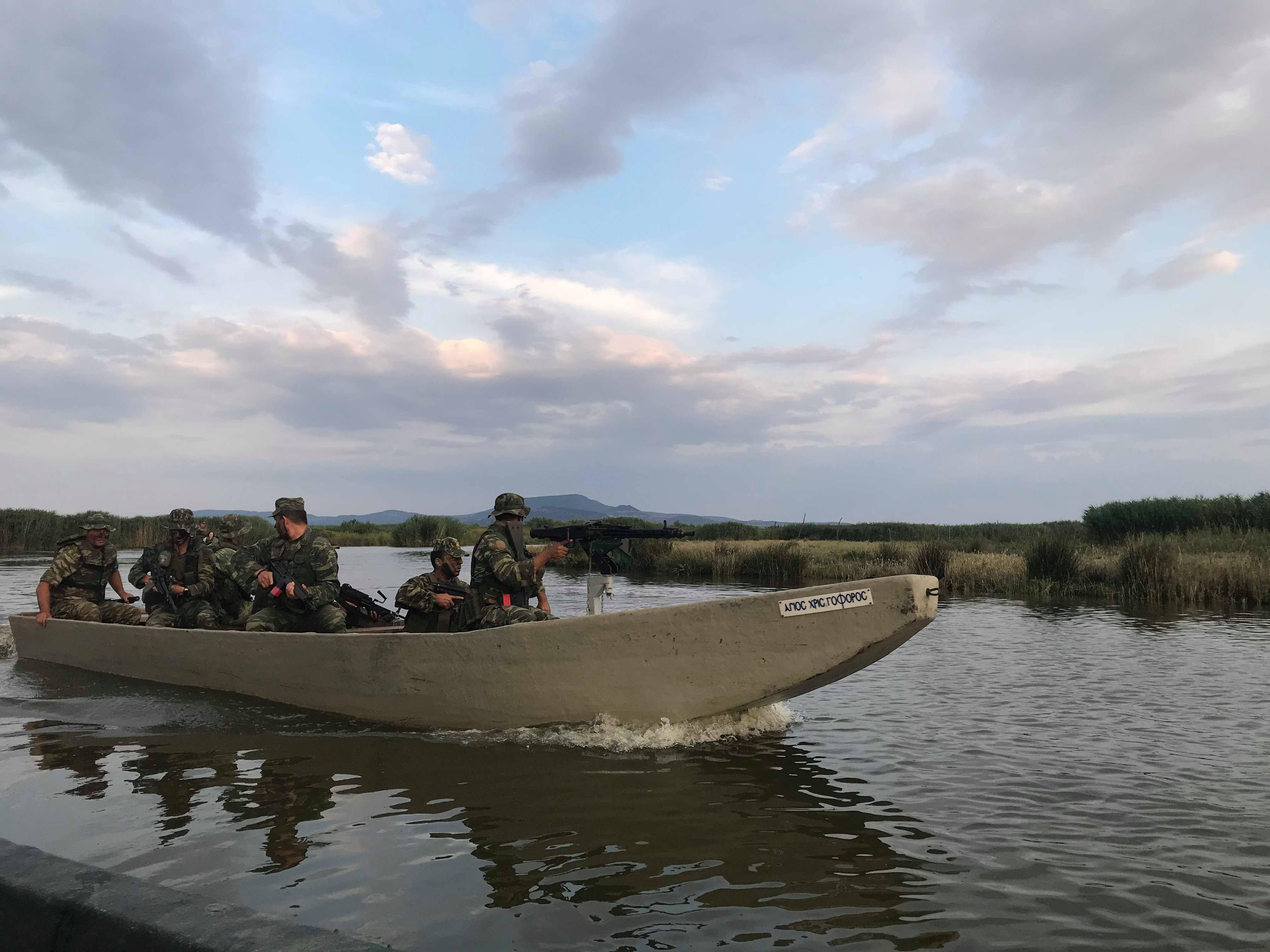 12η Μεραρχία: Τα μυστικά του Βάλτου με τους φρουρούς του ποταμού