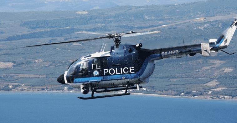 Γιατί πετάει ελικόπτερο σε Αθήνα - Πειραιά - Απόδραση κρατουμένων