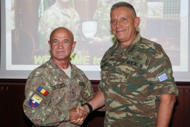 Ταξιαρχία SEEBRIG φεύγει για Σκόπια - Τι έκανε ο αντιστράτηγος Φλώρος