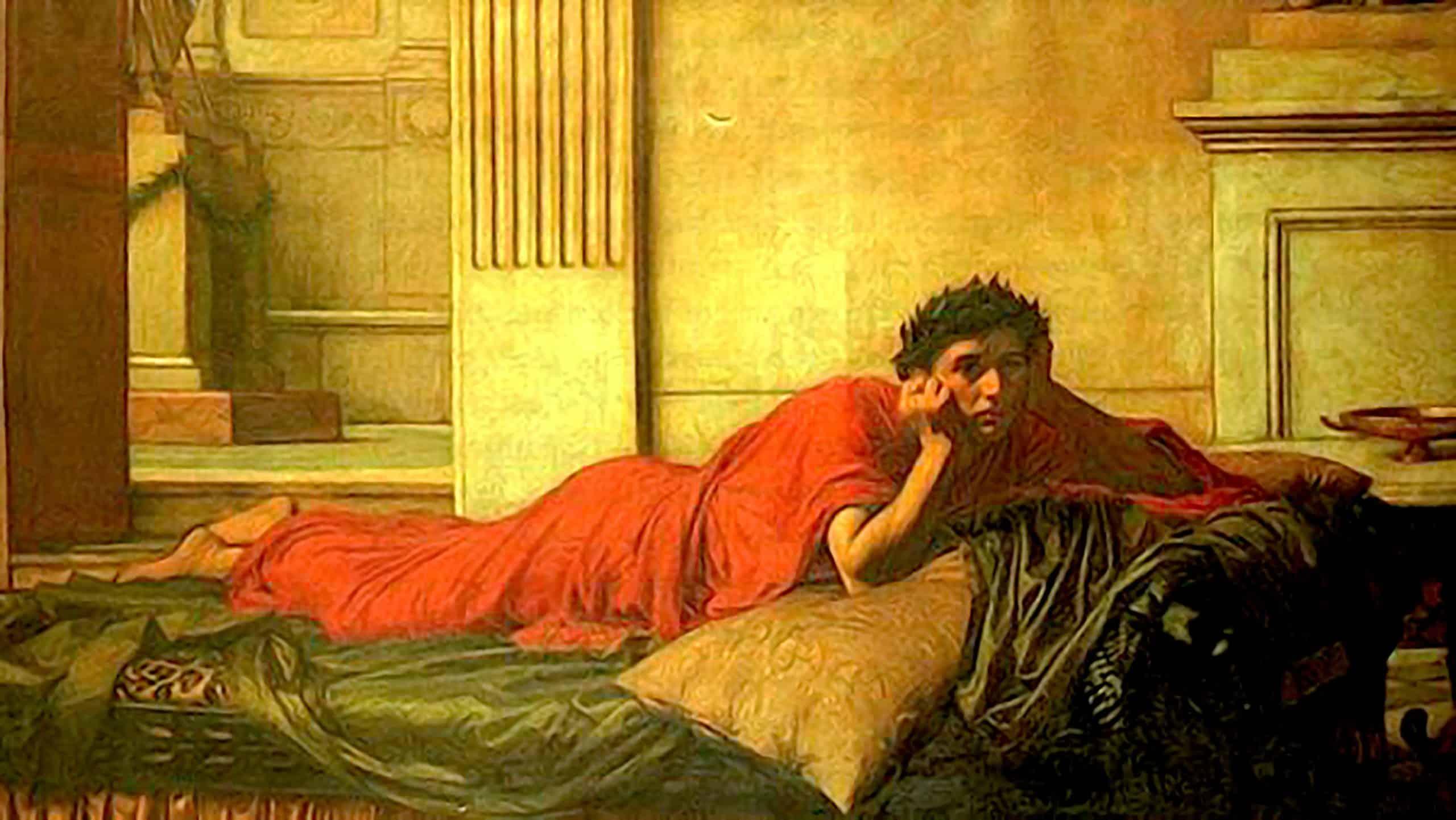 9 Ιουνίου 68 μ.Χ: Αυτοκτονεί ο Ρωμαίος αυτοκράτορας Νέρωνας