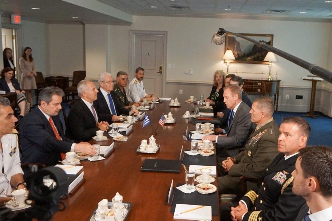 Αποστολάκης από ΗΠΑ: Οι συζητήσεις δεν δεσμεύουν τη νέα κυβέρνηση