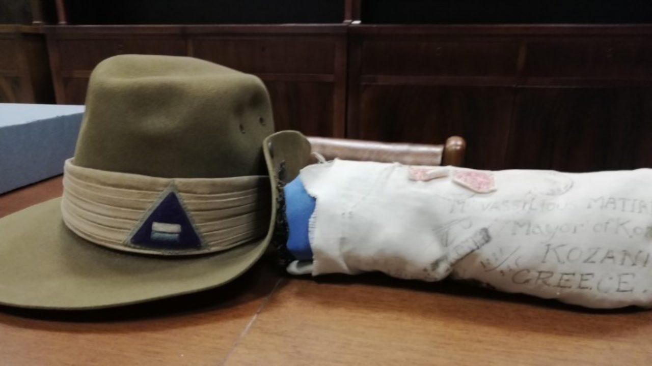 Ο Αυστραλός στρατιώτης και η ελληνική σημαία – Η κρυφή ιστορία τους