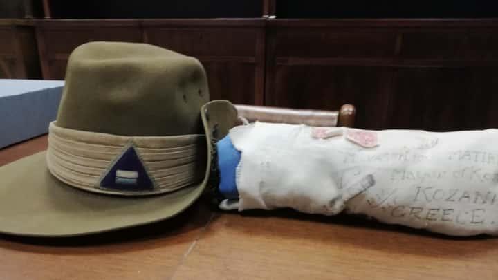 Ο Αυστραλός στρατιώτης και η ελληνική σημαία - Η κρυφή ιστορία τους