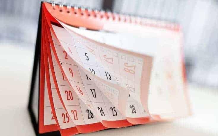 Συντάξεις Ιανουαρίου 2020: Πληρωμή ΕΦΚΑ σε ΙΚΑ ΟΑΕΕ ΝΑΤ ΟΓΑ Αγίου Πνεύματος 2019: Πότε πέφτει - Για ποιους είναι αργία