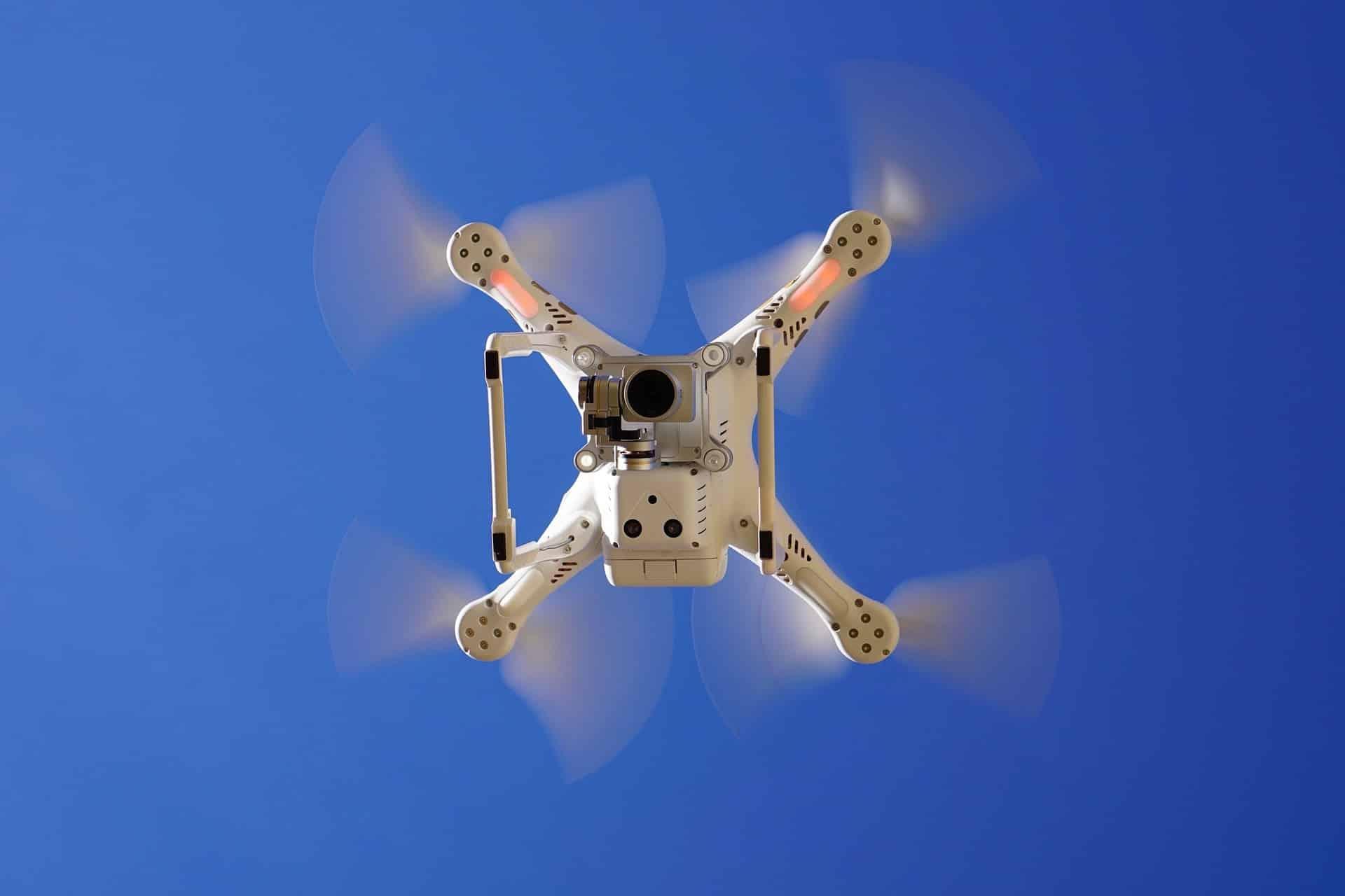 Drones για δημοσιογράφους: Μια ημερίδα