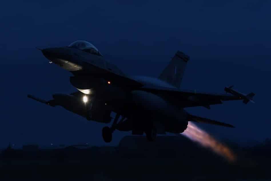 Πολεμική Αεροπορία: Αποστολές κατάδειξης στόχου σε Θράκη - νησιά