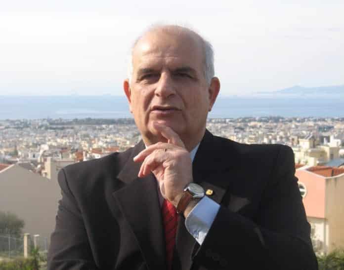 Αντιπτέραρχος Ιωάννης Αναστασάκης: Υποψήφιος ΚΙΝΑΛ Νότιου Τομέα