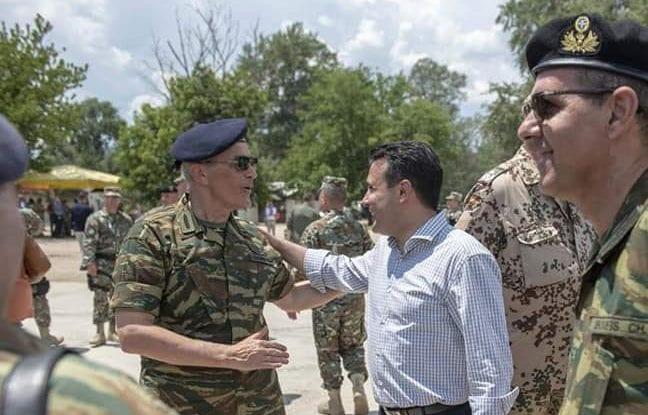 Βόρεια Μακεδονία: Οι λεπτομέρειες της συνάντησης Καμπά - Ζάεφ