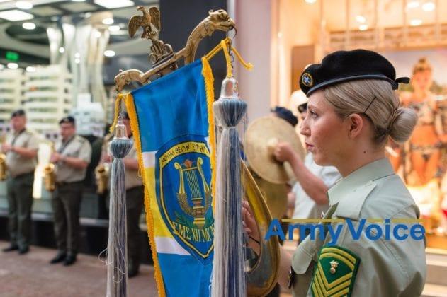 12η Μεραρχία: Η εντυπωσιακή στρατιωτική μπάντα στην πόλη