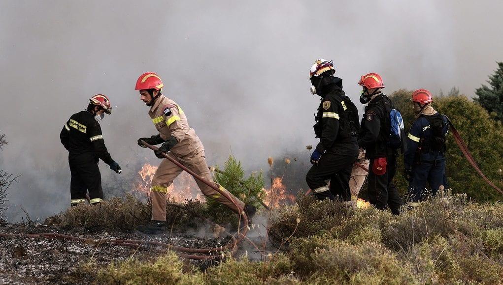 Σαμοθράκη: Πυρκαγιά στην Καμαριώτισσα κοντά στο ΤΔ 41 ΣΠ Πυροσβεστική: 962 εποχικοί πυροσβέστες – Οριστικά αποτελέσματα