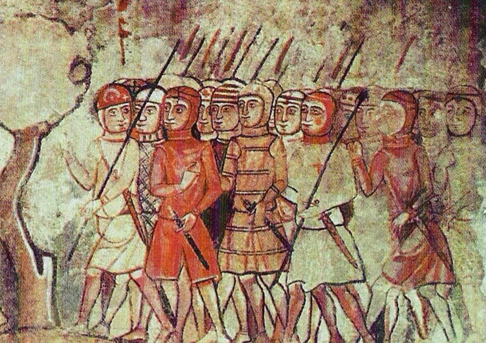 5 Ιουλίου 1316: Η Μάχη της Μανωλάδας για το Πριγκιπάτο της Αχαΐας