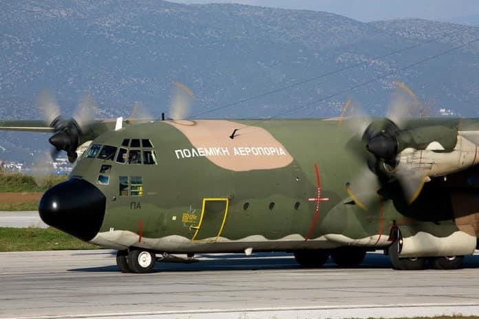 Πολεμική Αεροπορία: Περιπέτεια με C-130 που εκτελούσε δρομολόγιο