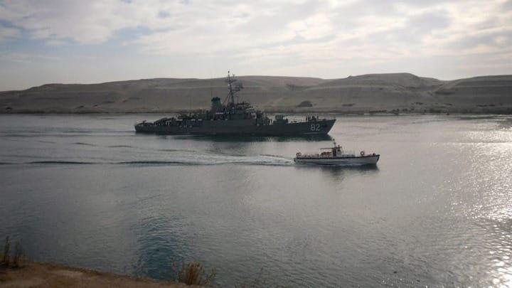 Χορμούζ: Σοβαρό επεισόδιο με ιρανικά σκάφη και βρετανικά πλοία