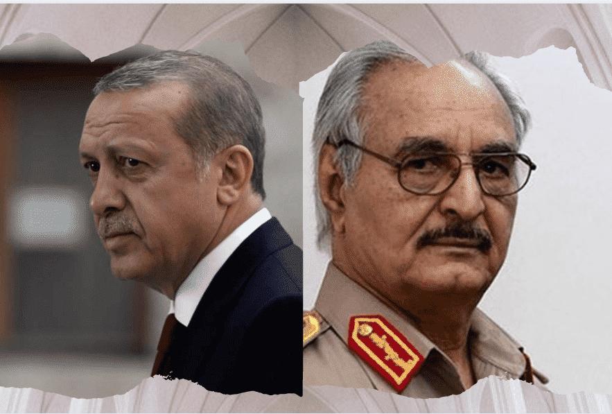 Ταγίπ Ερντογάν εναντίον Χαλίφα Χάφταρ και η σχέση Ελλάδα - ΑΟΖ