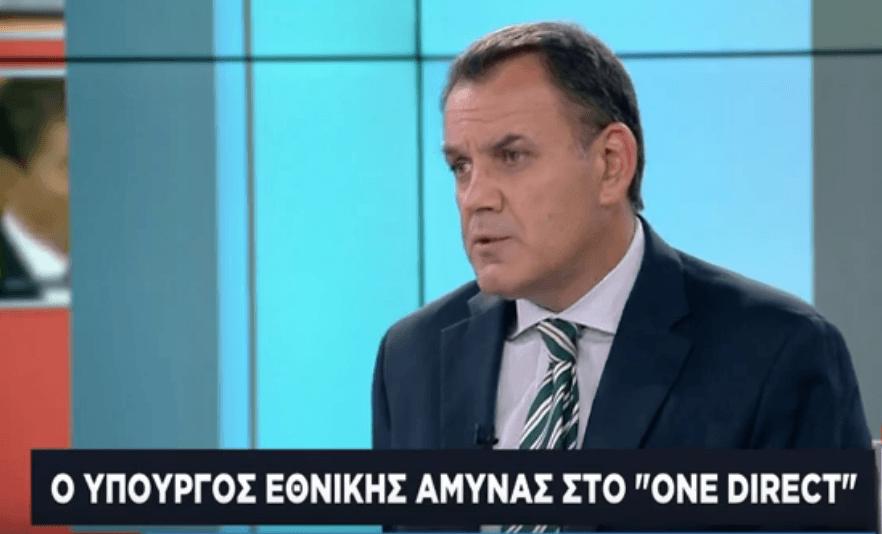 Στρατιωτική θητεία: Ο Νίκος Παναγιωτόπουλος παίρνει θέση