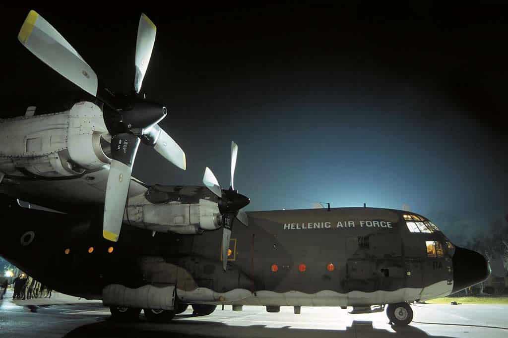 112 ΠΜ ελευσίνα Πολεμική Αεροπορία C-130: Πώς φθάσαμε στην καθήλωση του στόλου