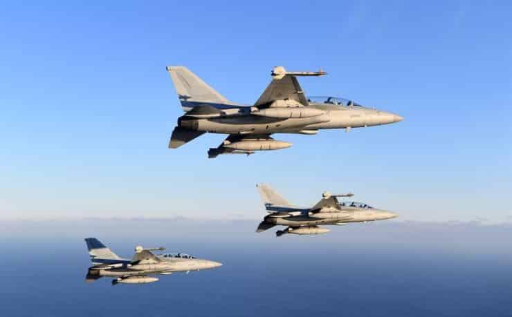 Νότια Κορέα: Πυρά σε Ρωσικό αεροσκάφος - Παραβίαζε τον εναέριο χώρο