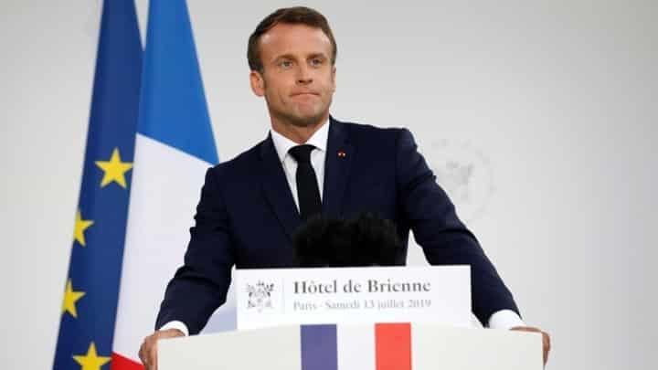 Στρατιωτική Διοίκηση Διαστήματος ανακοίνωσε ο Γάλλος Πρόεδρος Μακρόν