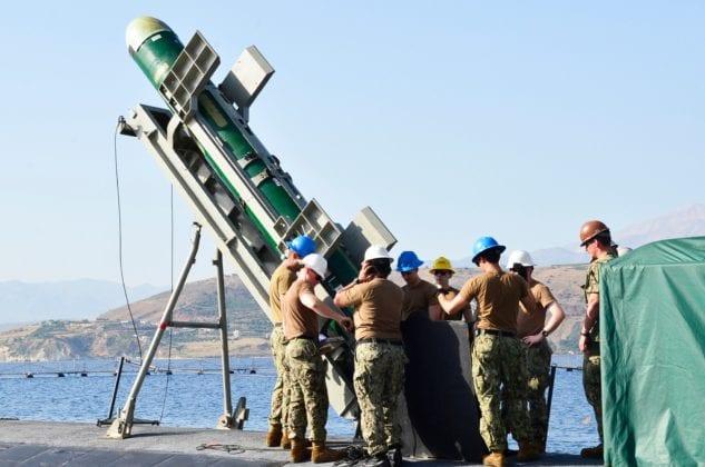 USS Olympia (SSN-717): Το πυρηνικό υποβρύχιο των ΗΠΑ στη Σούδα