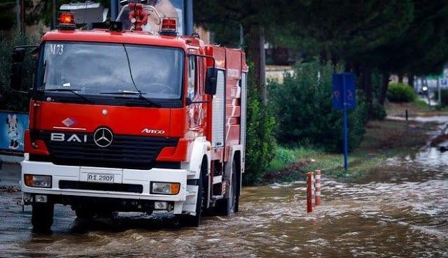 Χαλκιδική: Έξι νεκροί από ακραία καιρικά φαινόμενα