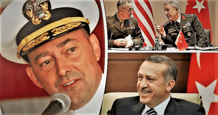 Έλληνας ναύαρχος συνήγορος του Ερντογάν! 1 Έλληνας ναύαρχος συνήγορος του Ερντογάν!